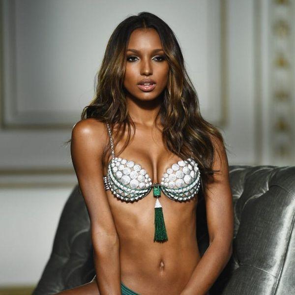 VS Angel Jasmine Tookes Just Shut DOWN Rumors That She Bleaches Her Skin