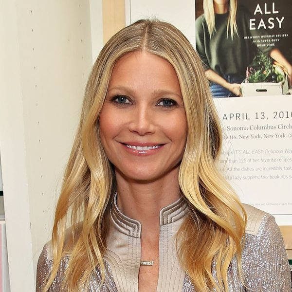 Here's a Peek Inside Gwyneth Paltrow's OMG Luxe NYC Apartment