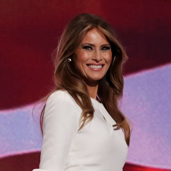 Find Out Why Designers Are Being Asked to NOT Dress Melania Trump