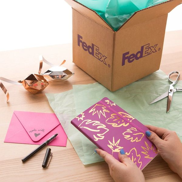 3 Gold Foil DIY Gifts You Can Make in Under 30 Minutes