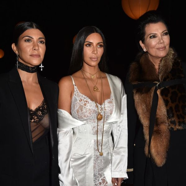 Here's WTF Is Going on With the Kardashians Right Now