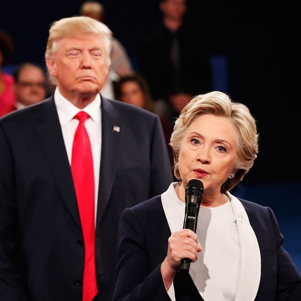 Check Out Celebs' Intense Reactions to the Second Presidential Debate