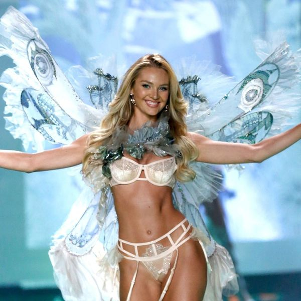 10 Victoria's Secret Fashion Show Looks That Would NEVER Fly in 2016
