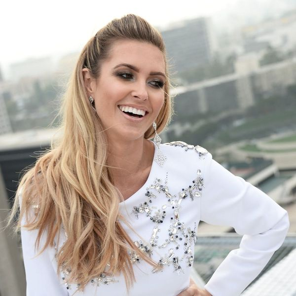 Audrina Patridge's MAJOR Wedding Wardrobe Malfunction Almost Stopped Her from Walking Down the Aisle