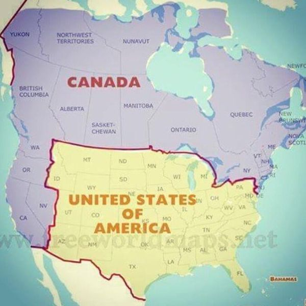 #Calexit! California Wants to Join Canada (and Canadians Are into It!)