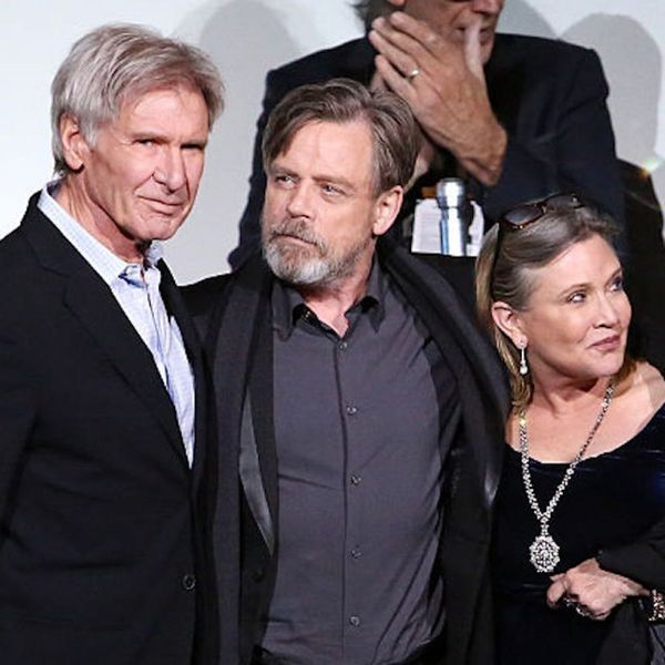 Morning Buzz! Carrie Fisher Dropped the Harrison Ford Affair Truth Bomb Star Wars Fans Have Waited Forever For + More