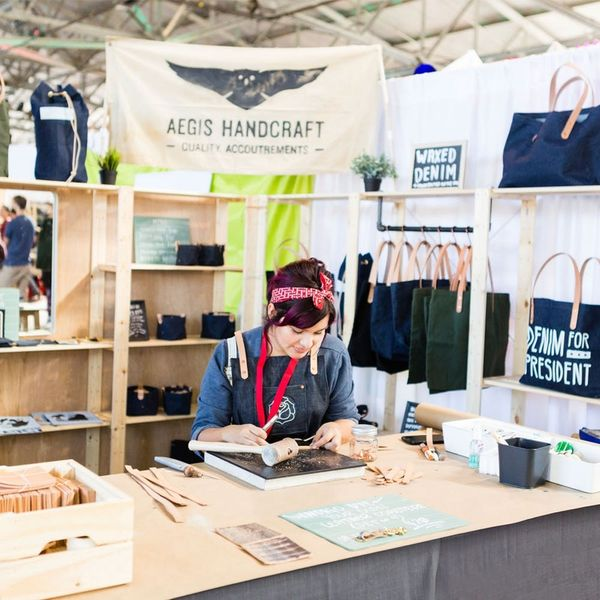 Check Out the Secret to Setting Up a Winning Craft Fair Booth