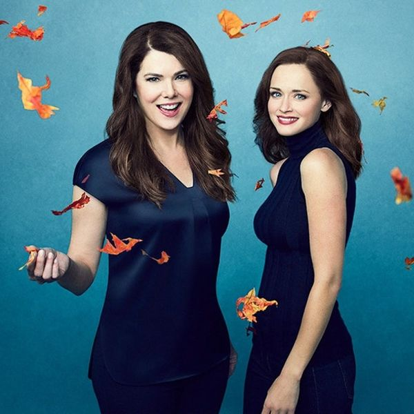 Netflix Wants You to Watch Gilmore Girls With Your Mom