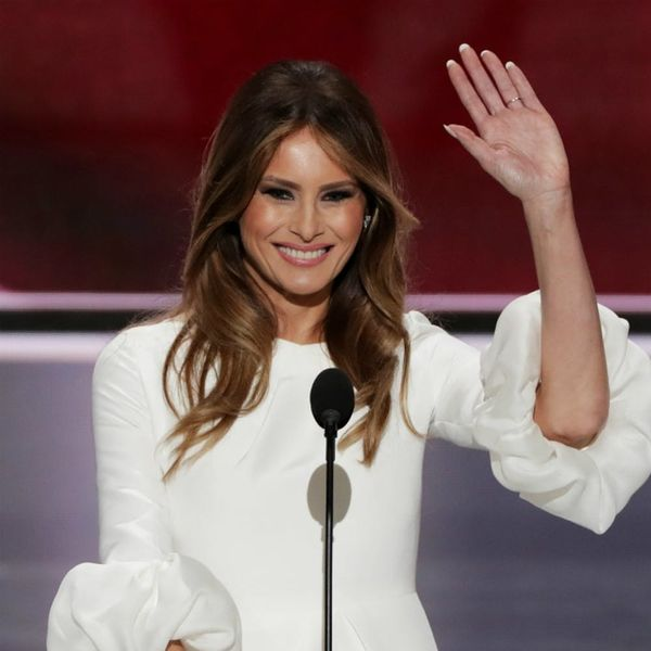 Why We Should Be Ashamed of How We've Been Discussing Melania Trump