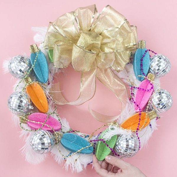 23 Thanksgiving and Holiday Wreaths to DIY Now