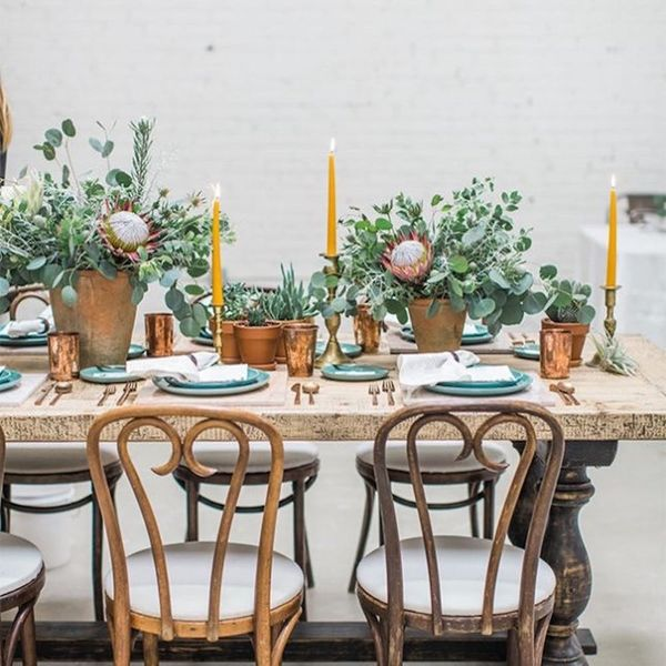 17 Unique Winter Wedding Color Palettes to Swoon Over