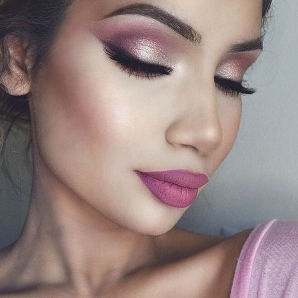 This New Makeup Trend Is the Kind of Pink Eye You'll Actually Want
