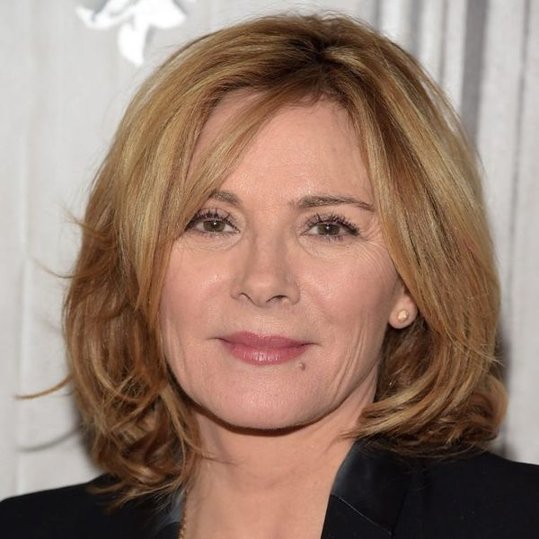 Kim Cattrall May Have Just Confirmed a Samantha Jones SATC Spinoff