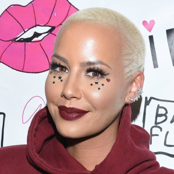 Amber Rose Is Being Trolled on Instagram for the Saddest Reason Ever