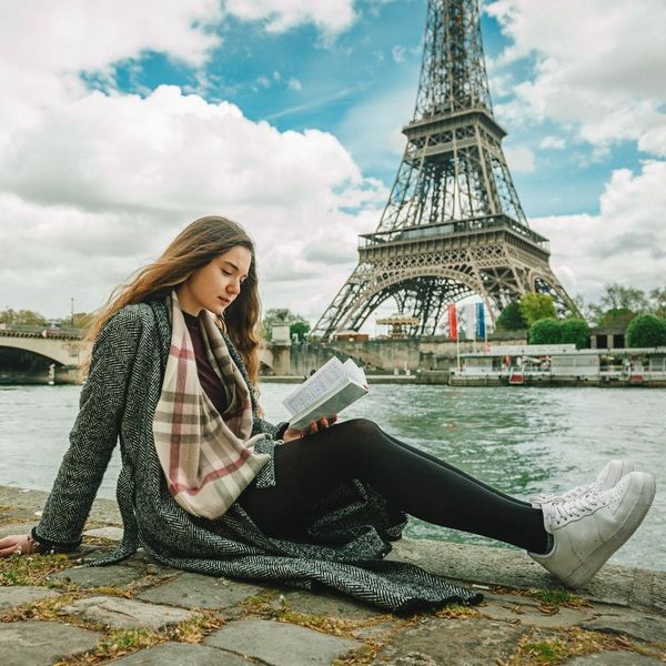 The 3 New Books to Make You Love Paris RN