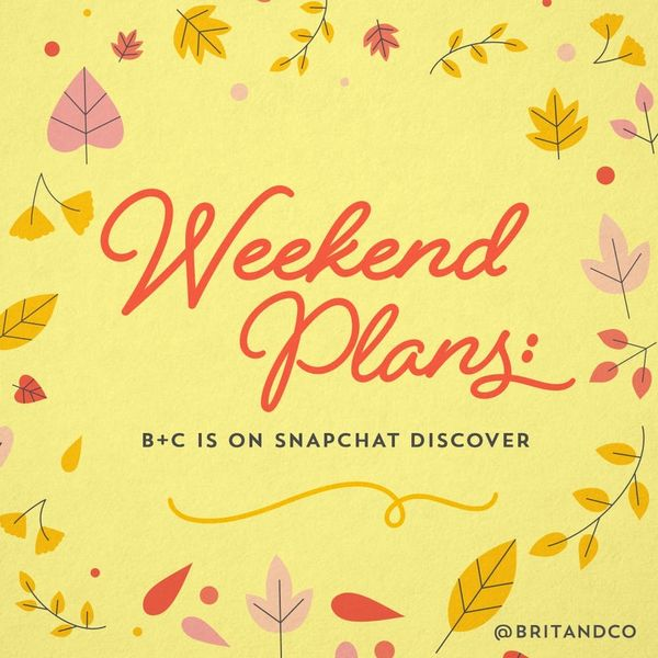 Gobble Up Our Latest Snapchat Discover Channel!
