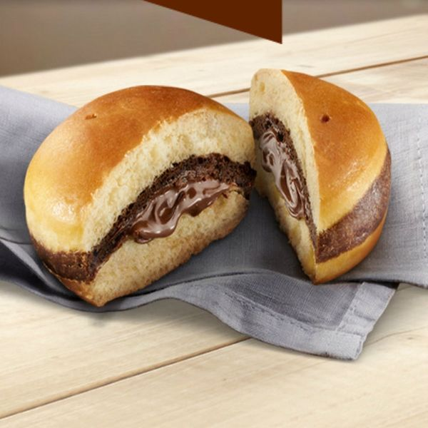 WTF: McDonald's Italy Is Rolling Out a Nutella Burger
