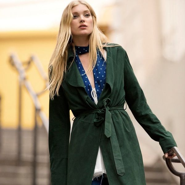 26 Next-Level Fall Trench Coats to Scoop Up STAT