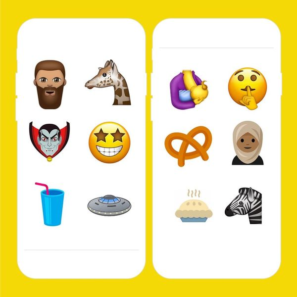 51 New Emoji That Could Come Your Way