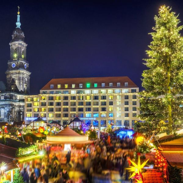 6 Sparkling Holiday Markets That Are Worth the Trip to Europe