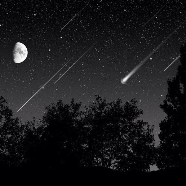 Here's How to Check Out This Month's Leonid Meteor Shower