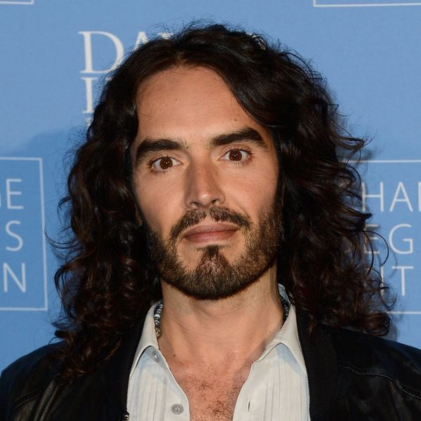 Russell Brand Just Welcomed a Baby Girl and Her Name Is (Adorably) Traditional