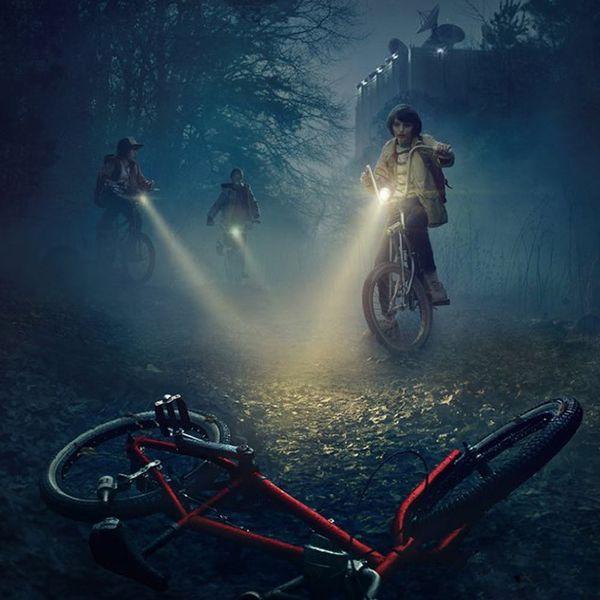 Netflix's Newest Original Series Looks Creepy AF