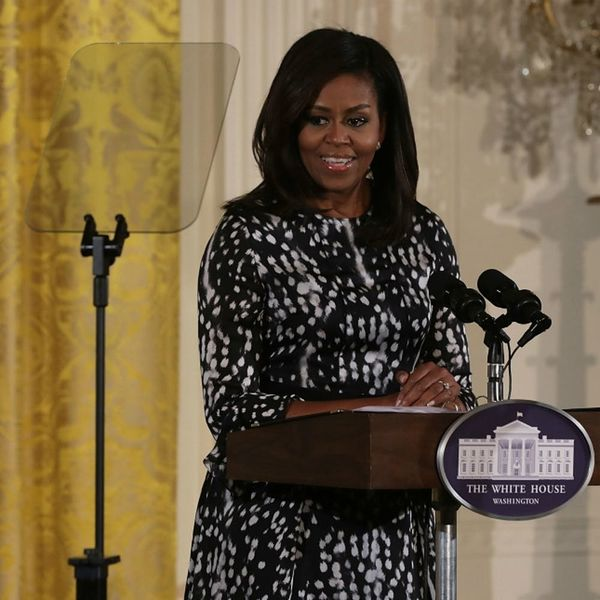 The Internet Is Pleading With FLOTUS to Run for POTUS in 2020