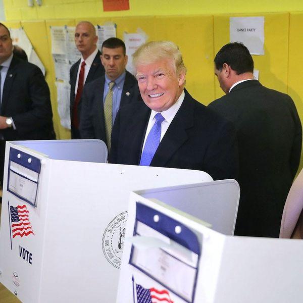 "Did CNN's Wolf Blitzer Just Call Donald Trump ""Drumpf"" on Air?"