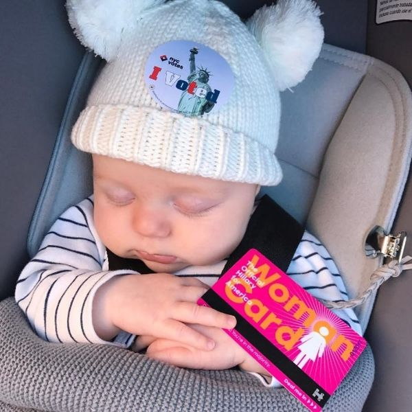 #BabiesForHillary Is the Cutest Thing You'll See This Election