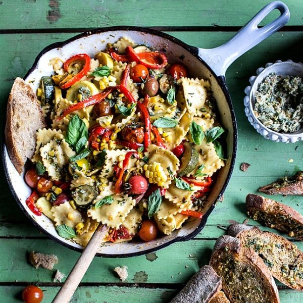 18 30-Minute Skillet Meals That Are Totally Nom-Worthy
