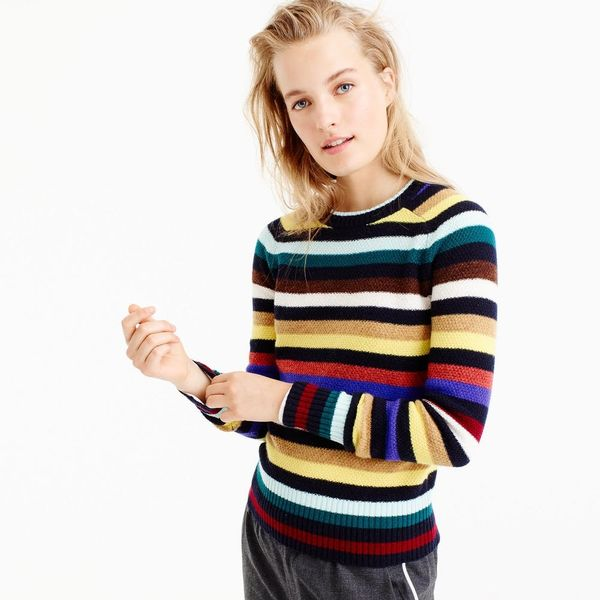 20 Statement Sweaters That Bring the Swagger