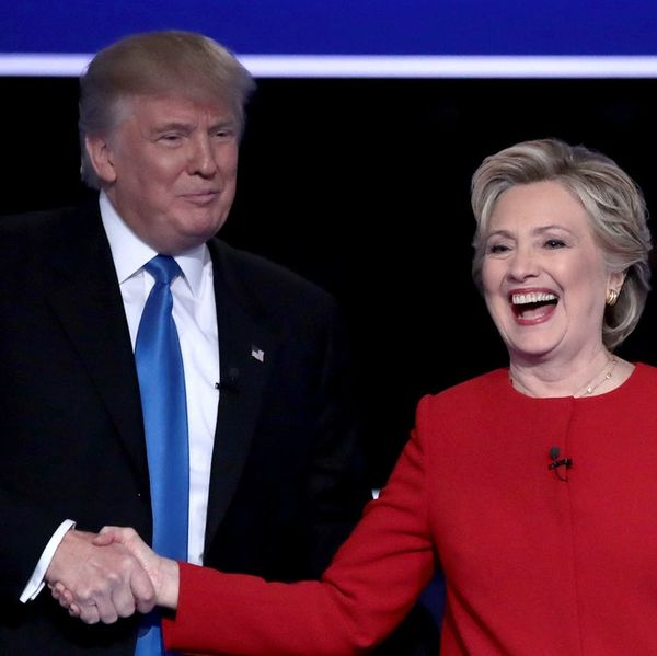 The 10 Strangest Moments of the 2016 Election