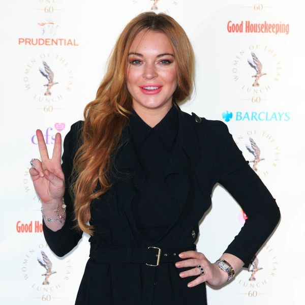 This Is Lindsay Lohan's Explanation for Her Strange New Accent