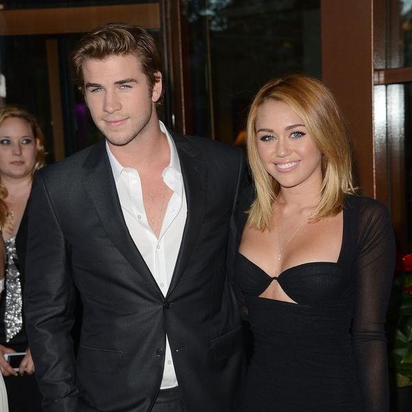 Miley Cyrus and Liam Hemsworth Made a Rare (Adorably Quirky) Public Appearance