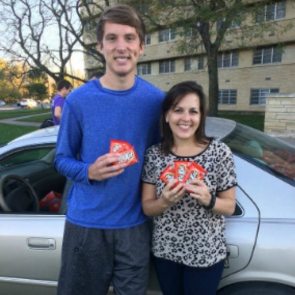 Here's Why Kit Kat Gave This Student 6,500 Candy Bars