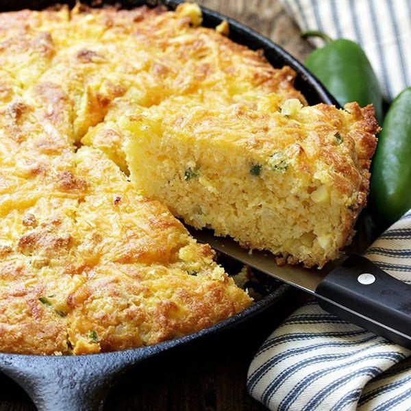 15 Cornbread Recipes That Stomp Buttery Rolls