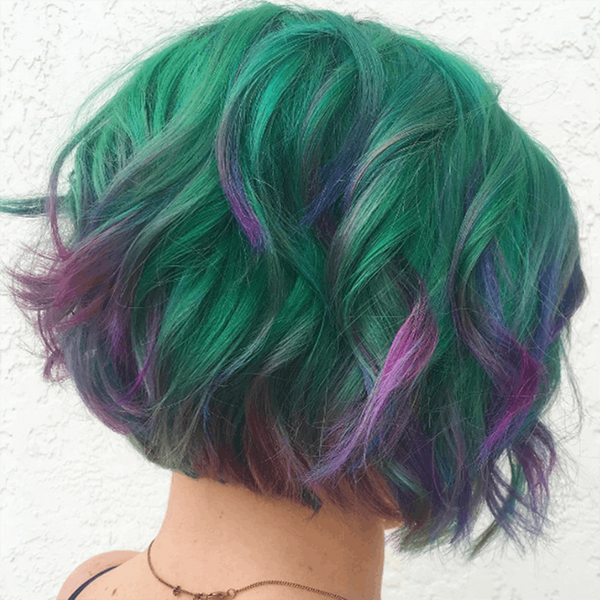 Succulent Hair Is the Latest Instagram Trend You Never Saw Coming