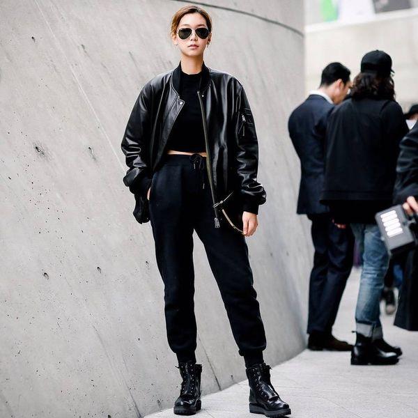 11 OMG-Worthy Street Style Looks from Seoul Fashion Week