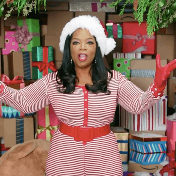"""Oprah's """"Favorite Things"""" Gift Guide Is Even Crazier Than Gwyneth Paltrow's"""