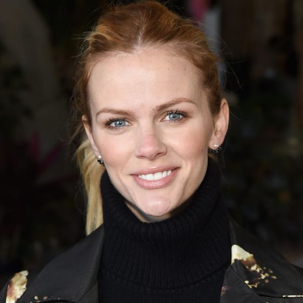 You Won't Believe What Brooklyn Decker Wore With Her Cocktail Dress