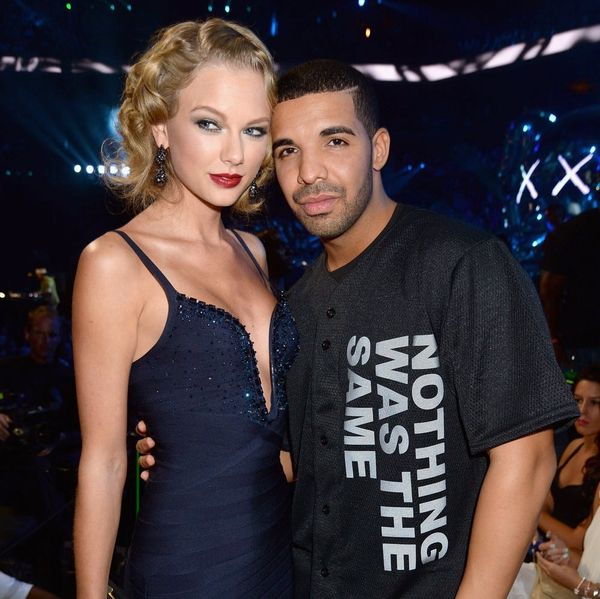 Drake Posted a Pic of Himself and Taylor Swift and Now We Know Why They're Together