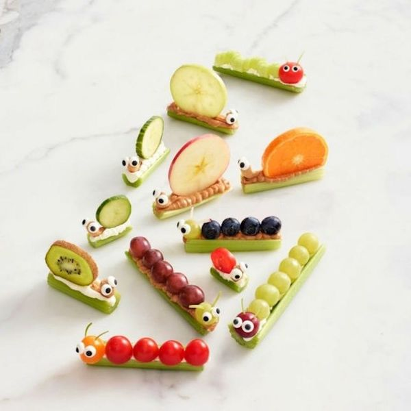 13 Adorable Snacks for the Child in All of Us