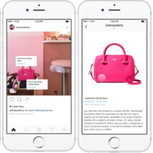 OMG: Now You Can Buy Things Directly IN Instagram