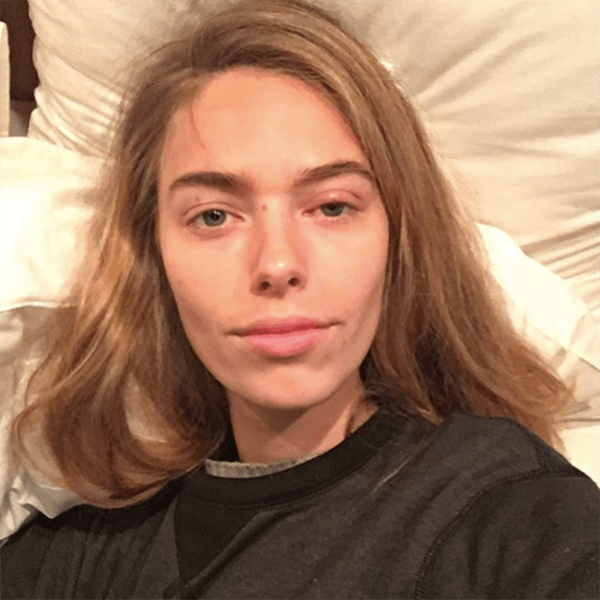 This Model's Makeup Horror Story Will Have You Washing Your Brushes ASAP
