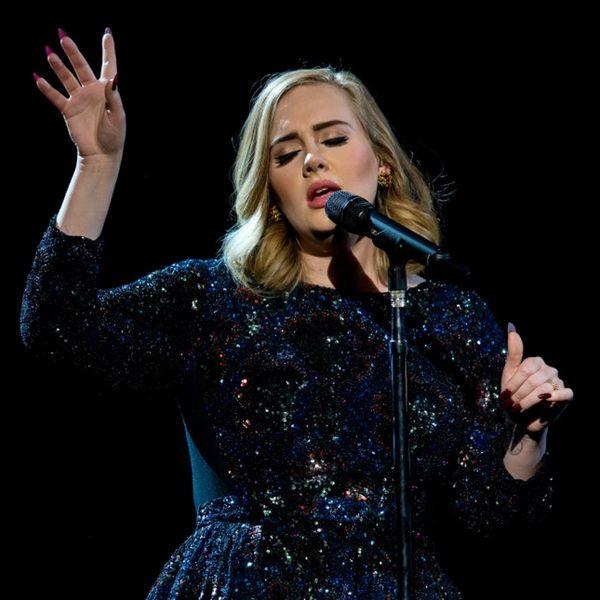 Adele's Halloween Costume Was Legendary