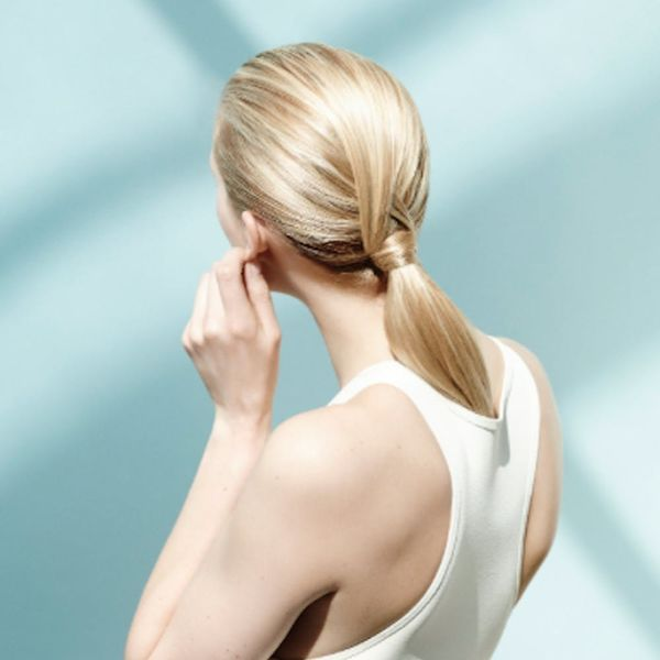 11 Knotted Ponytail Hairstyles That Look Chic When You Just Can't Even