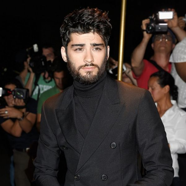 Zayn Malik Admits to Eating Disorder While Still in One Direction