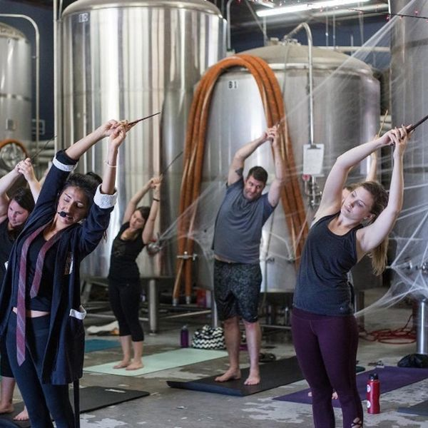 Harry Potter Yoga Is a Magical Exercise Experience