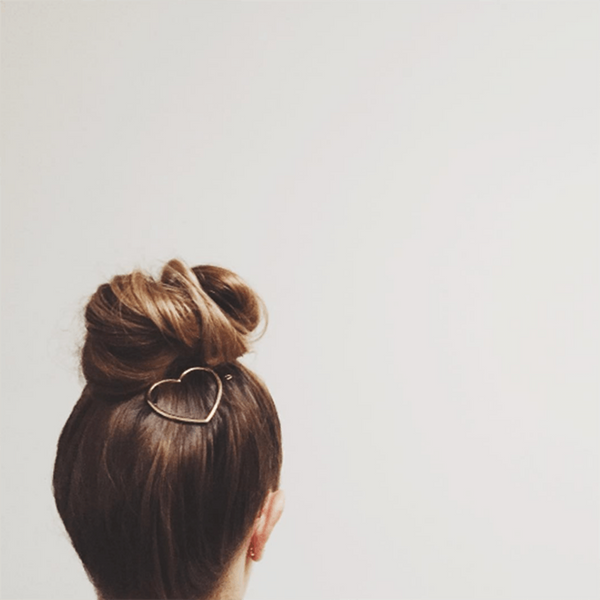 13 Sleek Hair Buns You Need in Your Life